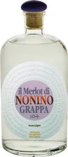 Nonino Grappa Monovitigno Il Merlot, 41 % Vol.Alk.