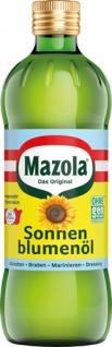 Mazola Sonnenblumenöl 100%