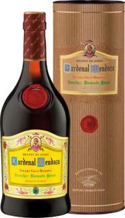 Cardenal Mendoza Solera Gran Reserva 15 Jahre, Brandy de Jerez, 40 % Vol.Alk., Spanien, in Geschenk