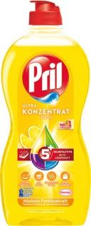 Pril Ultra-Konzentrat Lemon, Spülmittel