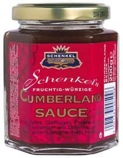 Schenkel Cumberlandsauce, fruchtig-würzig
