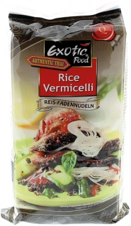 Exotic Food Stir-Fry Reis-Fadennudeln für Pfannengerichte