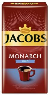 Jacobs Monarch Mild, gemahlen