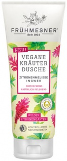 Frühmesner Zitronenmelisse-Ingwer, vegane Kräuterdusche