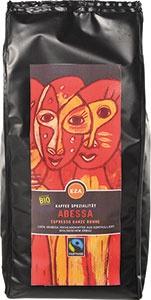EZA Fairtrade Abessa, Bio-Espresso, Ganze Bohne