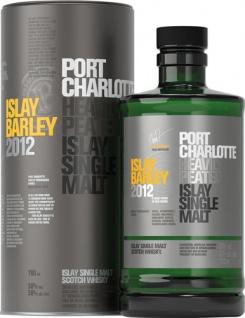 Bruichladdich Port Charlotte Islay Barley Single Malt Scotch Whisky, 50 % Vol.Alk., Schottland, in