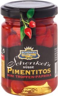 Schenkel Süsse Pimentitos, Mini Tropfen-Paprika