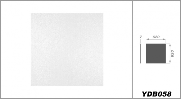 Rasterdeckenplatten 62x62cm, PVC Kunststoffplatten - foliert, wasserfest, stabil - Sparpaket - Vorschau 4