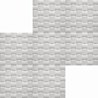 1 qm Deckenplatten Polystyrolplatten Stuck Decke Dekor Platten 50x50cm Len - Vorschau 4