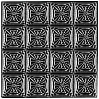 Sparpaket Deckenplatten Polystyrolplatten Decke Dekor Platten 50x50cm Nr.81 - Vorschau 2