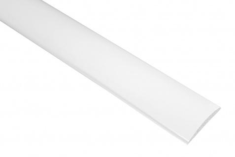 2 Meter PVC Flachleiste glatt stoßfest langlebigEffector 5x30mm F05