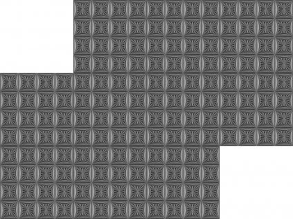 Sparpaket Deckenplatten Polystyrolplatten Decke Dekor Platten 50x50cm Nr.81 - Vorschau 4