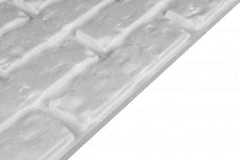 3D Wandpaneele Styroporplatten Wanddekor Ziegelsteine Verblender Brick Sparpaket - Vorschau 4
