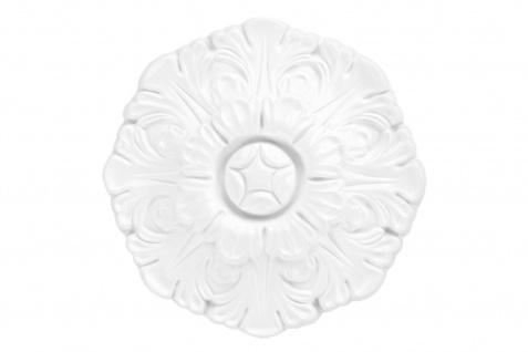 1 Ornament Dekorelement PU Stuckdekor Innen Wanddekor stoßfest 165x165mm, A616