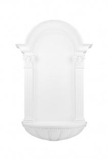 1 Wandnische Wanddekor stoßfest Hexim 600x1073mm FR-5218