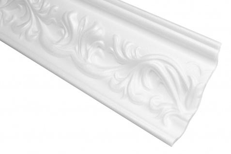 2 Meter Zierprofil Leiste Profil Deckenprofil 110x120mm M-28