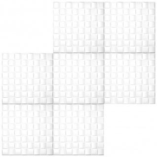 Sparpaket Deckenplatten Polystyrolplatten Decke Dekor Platten 50x50cm Nr.16 - Vorschau 3