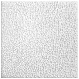 1 qm Deckenplatten Styroporplatten Stuck Decke Dekor Platten 50x50cm Nr.09