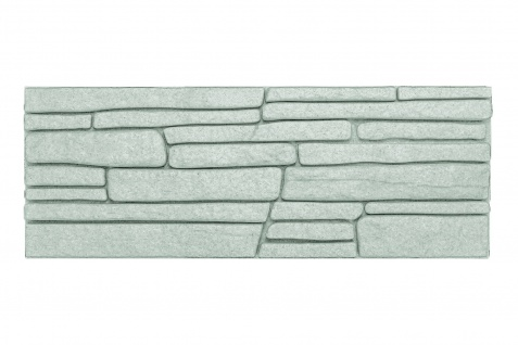 Sparpaket Verblender Polystyrolplatten grau Stuck Wand Dekor Platten 48x18cm Rock