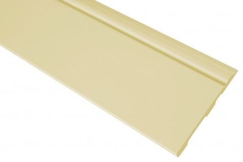 2 Meter Fußleiste Sockelleiste Eckleiste PU flexibel Grand Decor 120x15mm CR941 flexi