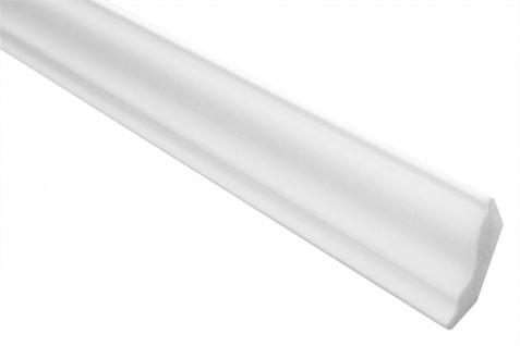 Stuckleisten Zierleisten Eckleisten stabil XPS Sparpaket Marbet 30x30mm E-4