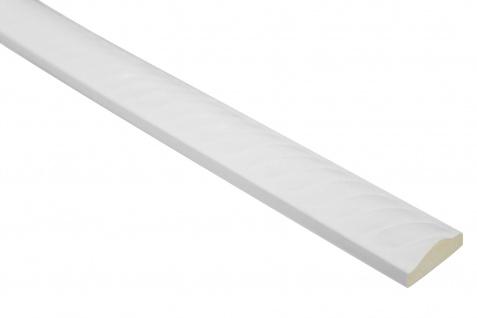 2 Meter | Flachprofil | PU | stoßfest | Grand Decor | 25x11mm | CR912