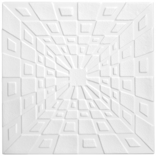 1 qm Deckenplatten Styroporplatten Stuck Decke Dekor Platten 50x50cm Nr.26
