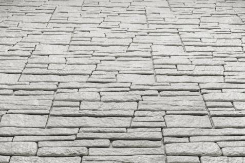 Dekorsteine   Steinoptik   Styroporplatten   Verblender   48x18cm   Rock grau - Vorschau 4