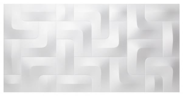 Sparpaket 3D Paneele Wandverkleidung Wandplatten formfest Marbet 96x48cm PD-1