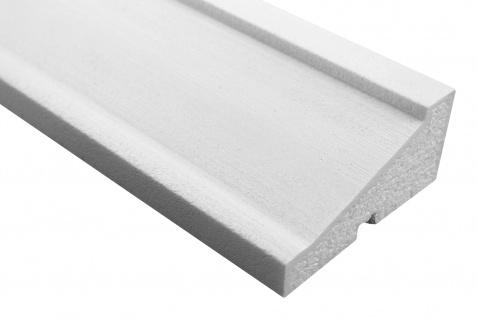 Fassade Außenstuck Gesims mit Ausprägung EPS PU stoßfest 50x105mm Sparpaket MC153
