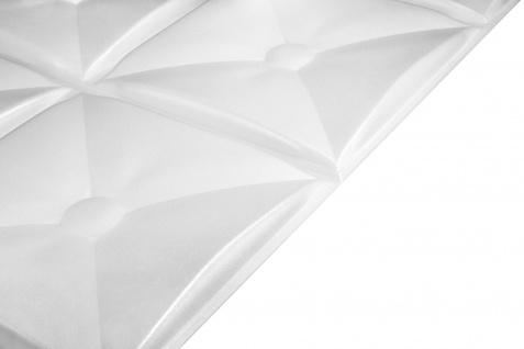 3D Wandpaneele Styroporplatten Wandverkleidung Wanddekor Paneele Cozy 1 qm - Vorschau 4