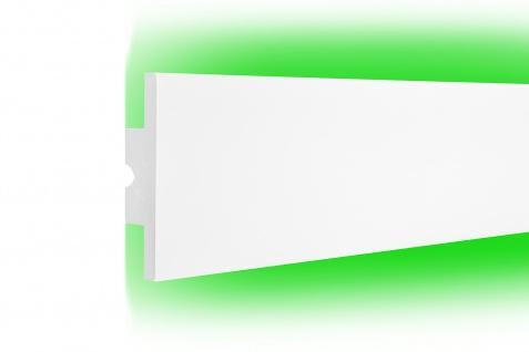 1 , 15 m | LED Leiste | Stuck | Trockenbau | Rigips | Tesori | 120x29mm | KD502