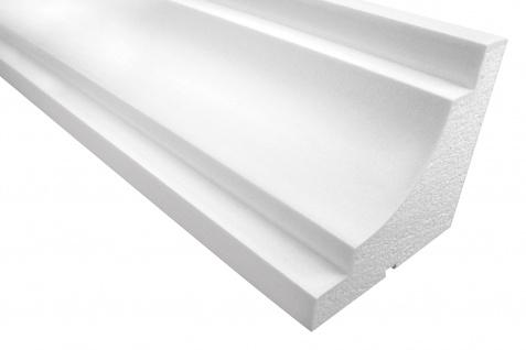 Fassadenprofile Gesimsprofile Dekorstuck stoßfest 180x190mm Sparpaket KC117