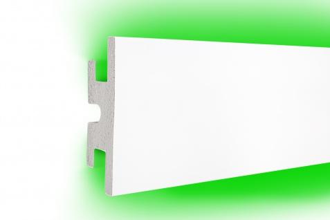 1, 15 m | LED Profil | XPS | Trockenbau | Rigips | Tesori | 120x40mm | KD302