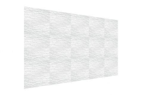 3D Wandpaneele Styroporplatten Wanddekor Ziegelsteine Verblender Stone Sparpaket - Vorschau 4