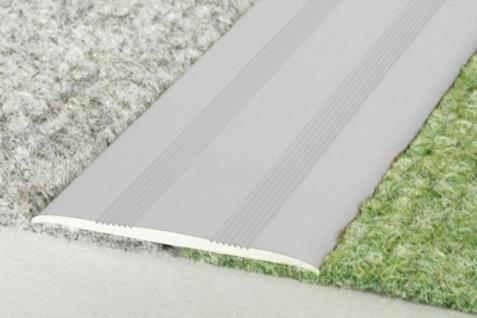 1, 8 Meter | Übergangsprofile | Alu | eloxiert | Effector | 35x2mm | A08SK