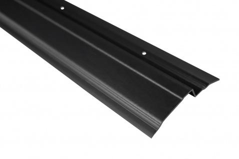 Abdeckprofil Schutzleiste für Noppenfolie PVC 65x10 Lemal PT6, 2 Meter