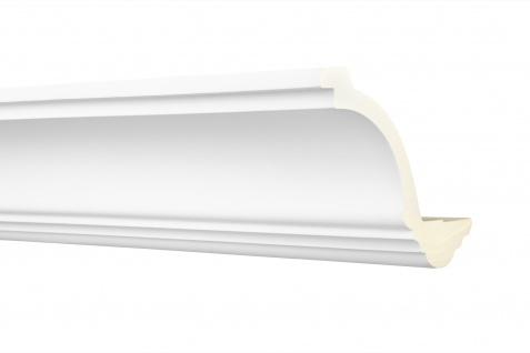 Stuckleisten LED Kantenabschluss Zierprofile PU Lichtvouten Deckensegel AE003