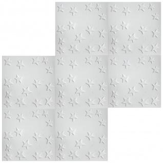 1 qm Deckenplatten Polystyrolplatten Stuck Decke Dekor Platten 50x50cm Nr.66 - Vorschau 3