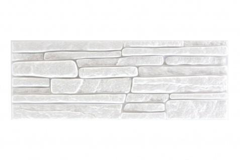 Dekorsteine Steinoptik Wandplatten Styroporplatten Verblender 48x18cm Rock
