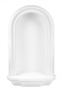 Wandnische   PU   Stuck   stoßfest   425x700mm   Perfect   K6001, 2-teilig