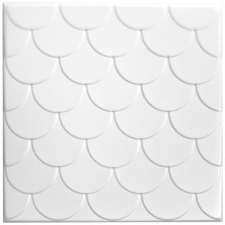 1 qm Deckenplatten Polystyrolplatten Stuck Decke Dekor Platten 50x50cm Nr.28
