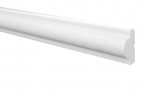 1 Set Segmente Bögen für Flachleiste E-27 Stuck Marbet Design NE-27-01 - Vorschau 2