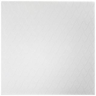 1 qm Deckenplatten Polystyrolplatten Stuck Decke Dekor Platten 50x50cm Nr.114
