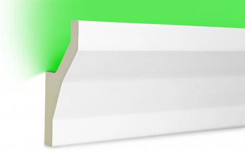 2 Meter | LED Profil | PU | stoßfest | Hexim | 95x45mm | LED-8