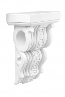 Konsole   Wanddeko   Stuck Dekor   PU   Perfect   128x100mm   C2005