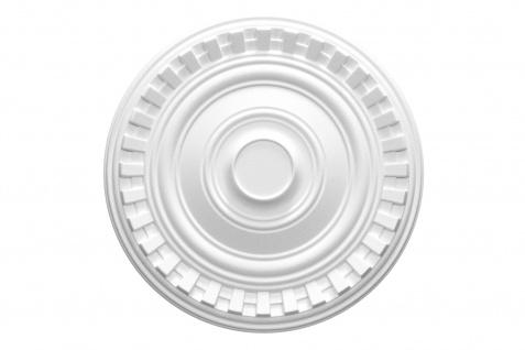 1 Rosette | Decke Stuck Innendekor EPS Dekor Marbet Durchmesser 60cm R-27