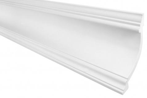 2 Meter | Zierleiste | PU | stoßfest | Grand Decor | 102x155mm | P833