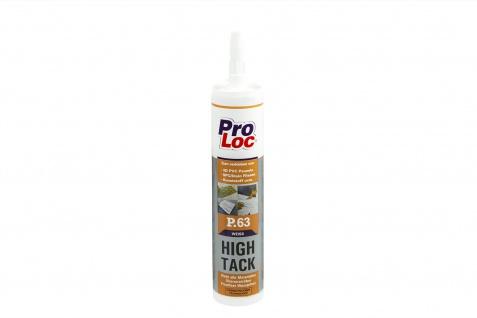 1 Kartusche Montagekleber High Tack Baukleber hohe Haftung frostfest ProLoc P63