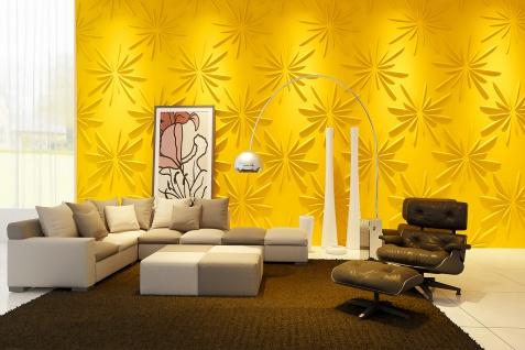 1 qm 3D Platten Natur Stuck ökologisch Paneele 3D Elite Panels 50x50cm Elijah - Vorschau 4